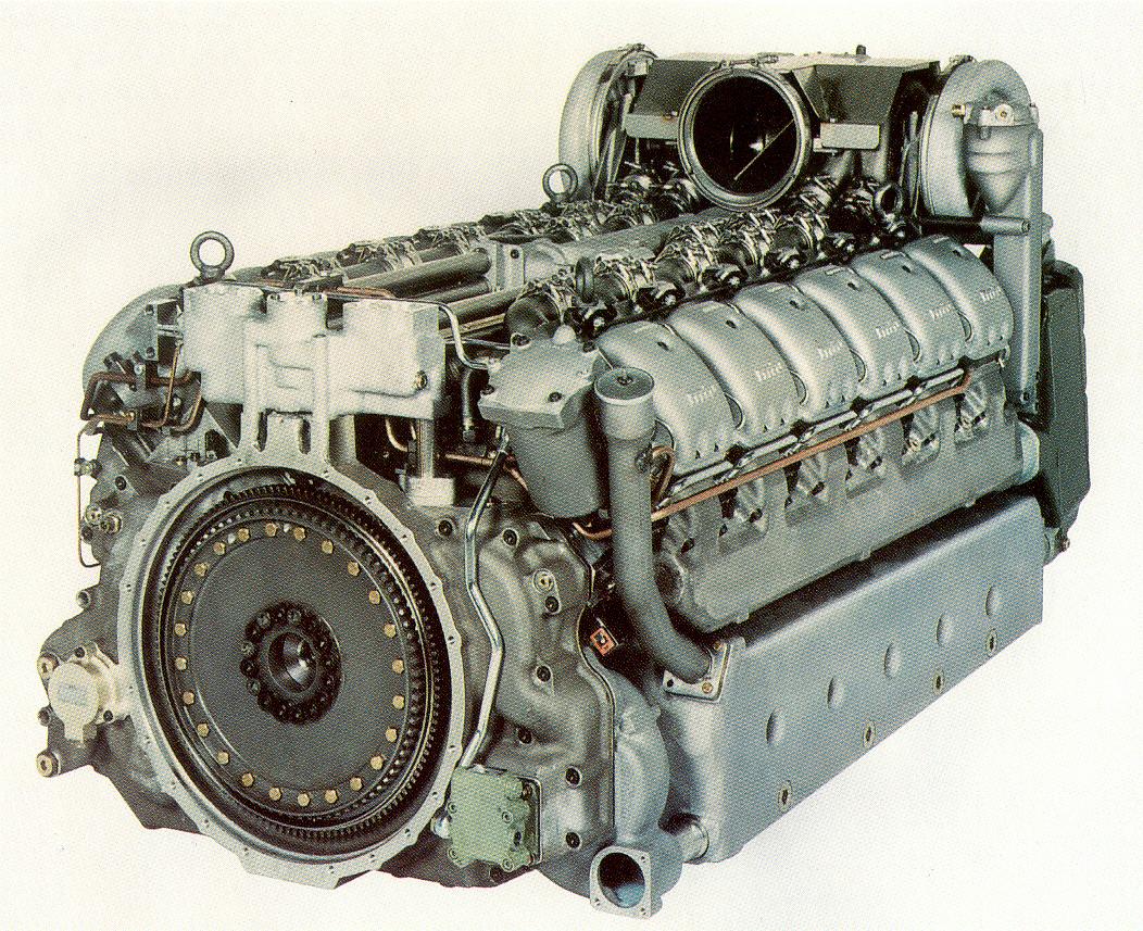 Dieselmotor Geschichte